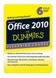 Office 2010 For Dummies eLearning Course - Digital Only (6 Months) (1118448162) cover image