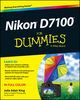 Nikon D7100 For Dummies (1118530462) cover image