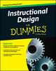 Instructional Design For Dummies (1118880862) cover image