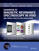 Handbook of in vivo Magnetic Resonance Spectroscopy (MRS) (1118997662) cover image