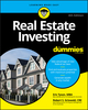 Real Estate Investing For Dummies, 4th Edition (1119601762) cover image