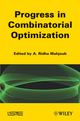Progress in Combinatorial Optimization: Recent Progress (1848212062) cover image
