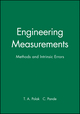 Engineering Measurements: Methods and Intrinsic Errors (1860582362) cover image