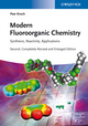 Modern Fluoroorganic Chemistry: Synthesis, Reactivity, Applications, 2nd, Completely Revised and Enlarged Edition (3527331662) cover image