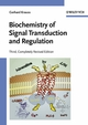 Biochemistry of Signal Transduction and Regulation, 3rd, Completely Revised Edition (3527605762) cover image