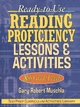 Ready-to-Use Reading Proficiency Lessons & Activities: 8th Grade Level (0130424463) cover image