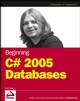 Beginning C# 2005 Databases (0470044063) cover image