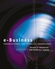 e-Business: Organizational and Technical Foundations (0470064463) cover image