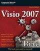 Visio 2007 Bible (0470109963) cover image