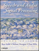 Speech and Audio Signal Processing: Processing and Perception of Speech and Music, 2nd Edition (0470195363) cover image