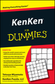 KenKen For Dummies (0470616563) cover image