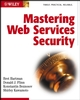 Mastering Web Services Security (0471267163) cover image