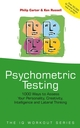 Psychometric Testing: 1000 Ways to Assess Your Personality, Creativity, Intelligence and Lateral Thinking (0471523763) cover image