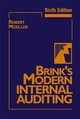 Brink's Modern Internal Auditing, 6th Edition (0471709263) cover image