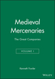 Medieval Mercenaries, Volume I, The Great Companies (0631158863) cover image