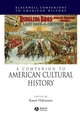A Companion to American Cultural History (0631235663) cover image