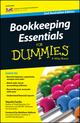 Bookkeeping Essentials For Dummies, 2nd Australian Edition (0730310663) cover image