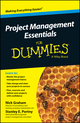 Project Management Essentials For Dummies, Australian and New Zealand Edition (0730319563) cover image