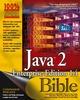 Java2 Enterprise Edition 1.4 (J2EE 1.4) Bible (0764539663) cover image