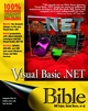 Visual Basic .Net Bible  (0764548263) cover image