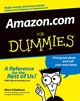 Amazon.com For Dummies (0764568663) cover image