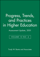 Assessment Update: Progress, Trends, and Practices in Higher Education, Volume 13, Number 4, 2001  (0787958263) cover image