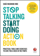 Stop Talking, Start Doing Action Book: Practical tools and exercises to give you a kick in the pants (0857086863) cover image