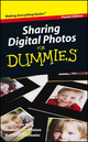 Sharing Digital Photos For Dummies, Pocket Edition (1118037863) cover image