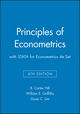 Principles of Econometrics 4e with STATA for Econometrics 4e Set (1118139763) cover image