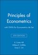 Principles of Econometrics 4e with STATA for Econometrics 4e Set (1118139763) cover image