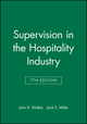 Supervision in the Hospitality Industry, Study Guide, 7th Edition (1118152263) cover image