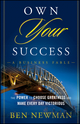 Own YOUR Success: The Power to Choose Greatness and Make Every Day Victorious (1118370163) cover image