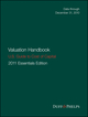 Valuation Handbook - U.S. Guide to Cost of Capital, 2011 U.S. Essentials Edition (1119398363) cover image