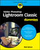 Adobe Photoshop Lightroom Classic For Dummies (1119544963) cover image