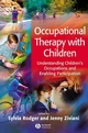 Occupational Therapy with Children: Understanding Children's Occupations and Enabling Participation (1405124563) cover image