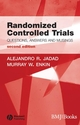 Randomized Controlled Trials: Questions, Answers and Musings, 2nd Edition (1405132663) cover image