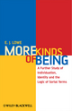 More Kinds of Being: A Further Study of Individuation, Identity, and the Logic of Sortal Terms (1405182563) cover image