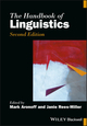 The Handbook of Linguistics, 2nd Edition (1405186763) cover image
