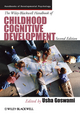 The Wiley-Blackwell Handbook of Childhood Cognitive Development, 2nd Edition (1405191163) cover image