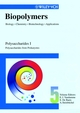 Biopolymers, Biology, Chemistry, Biotechnology, Applications, Volume 5, Polysaccharides I: Polysaccharides from Prokaryotes (3527302263) cover image