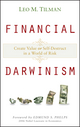 Financial Darwinism: Create Value or Self-Destruct in a World of Risk (0470385464) cover image