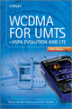 WCDMA for UMTS: HSPA Evolution and LTE, 5th Edition (0470686464) cover image