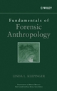 Fundamentals of Forensic Anthropology (0471210064) cover image