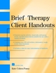 Brief Therapy Client Handouts (0471328464) cover image