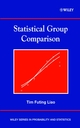 Statistical Group Comparison (0471386464) cover image