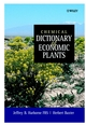 Chemical Dictionary of Economic Plants (0471492264) cover image