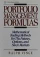 Portfolio Management Formulas: Mathematical Trading Methods for the Futures, Options, and Stock Markets (0471527564) cover image
