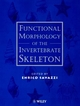 Functional Morphology of the Invertebrate Skeleton (0471977764) cover image