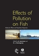 Effects of Pollution on Fish: Molecular Effects and Population Responses (0632064064) cover image