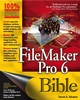 FileMaker Pro 6 Bible (0764519964) cover image